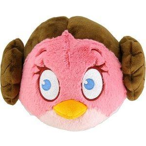 Large Angry Birds Star Wars Plush 16 Inch Princess